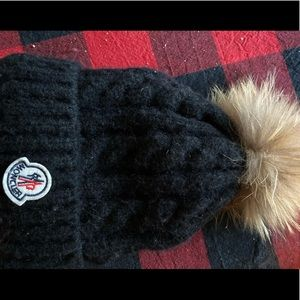 Moncler hat/beanie